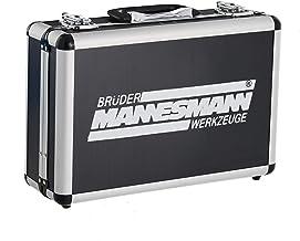 Brüder Mannesmann Werkzeug Mannesmann 90 parçalı alet çantası, M29067