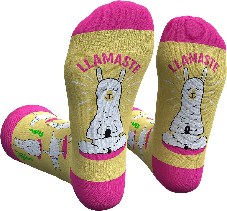 Cavertin Bargain sale Women's Novelty Max 71% OFF Animal Socks with Box Gift Mom Cat Pug