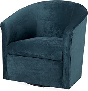 Comfort Pointe Elizabeth Ocean Swivel Chair