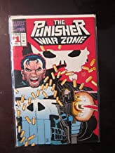 THE PUNISHER: WAR ZONE #1, March 1992
