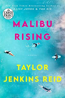 Malibu Rising: A Novel (Random House Large Print)