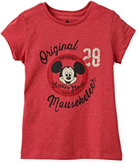 The Mickey Mouse Club Mouseketeer T-Shirt for Girls Size M (7/8) Multi