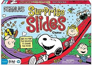 Wonder Forge Peanuts Surprise Slides Game