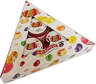 Mantequilla corporal Jelly Belly juego de 3 recipientes de