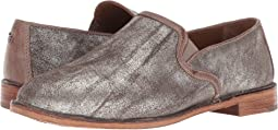 Pewter Metallic Sheepskin