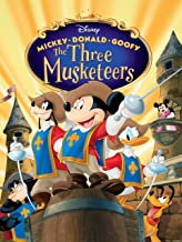 Best mickey donald and goofy the three musketeers Reviews