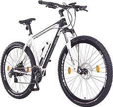 NCM Prague Bicicleta eléctrica de montaña, 250W, Batería