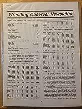 WRESTLING OBSERVER NEWSLETTER FEB 1, 1999 WWF ROYAL RUMBLE POLL RESULTS EX