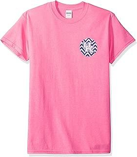 NCAA Chevron Short Sleeve