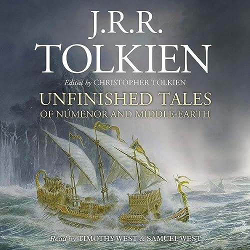 Books By J R R Tolkien Christopher Tolkien Timothy West Samuel ...