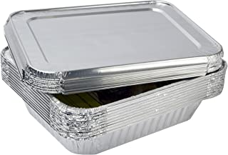 Best aluminium trays with lids Reviews