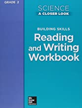 Science, A Closer Look, Grade 2, Building Skills: Reading and Writing (ELEMENTARY SCIENCE CLOSER LOOK)