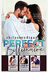 A Perfect Billionaire Box Set: Clean Contemporary Romance Box Set (A Perfect Billionaire Series) Kindle Edition