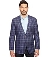 Kroon - Taylor Two-Button Washed Coat