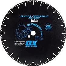 OX OX-USB-4 Ultimate Universal 4-Inch Superabrasive Blade