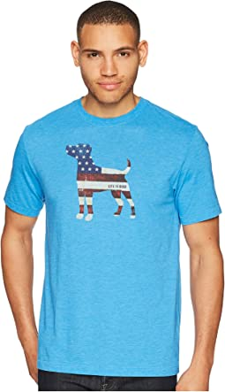 Americana Dog Cool Tee
