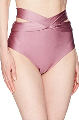 Ballerina Wrap High-Waist