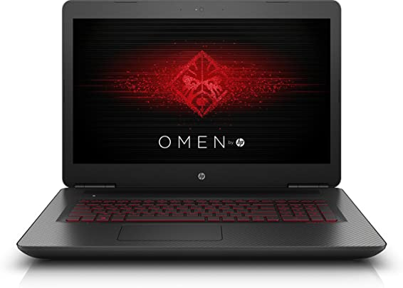 OMEN by HP 17-w207ng 43 9 cm 17 3 Zoll 4K IPS Gaming Laptop Intel Core i7-7700HQ 16 GB RAM TB HDD 256 GB SSD NVIDIA GeForce GTX 1050 Ti Windows 10 Home 64 schwarz mit Carbon-Optik Schätzpreis : 2.399,95 €