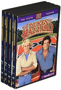 The Dukes of Hazzard: The Complete Sixth Season Rental Ready