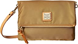 Dooney & Bourke - Miramar Fold-Over Zip Crossbody