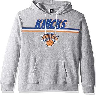 Ultra Game NBA Men's Fleece Hoodie Pullover Sweatshirt Primo Metallic