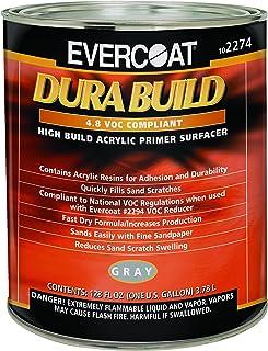 Evercoat 2274 Dura Build Acrylic Primer Surfacer - Gray - Gallon