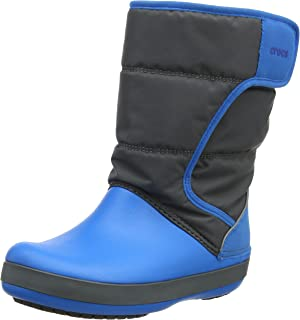 Crocs LodgePoint Snow Boot, Niños