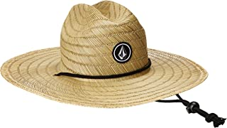 Men's Quarter Straw Hat