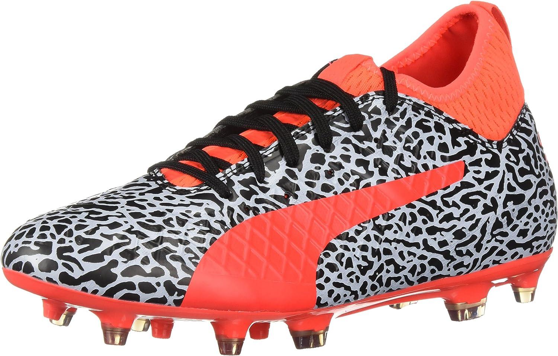 PUMA Mens Future 18.3 Texture Fg Ag Soccer shoes