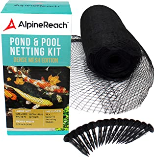 Best dewitt pond netting Reviews