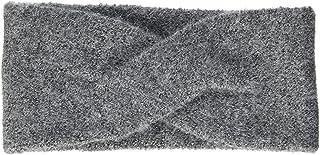 PIECES Damen PCBERTA Headband NOOS BC Stirnband, Medium Grey Melange, ONE Size