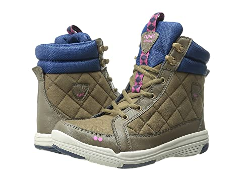 6PM:Ryka Aurora女士高帮休闲鞋, 原价$70, 现仅售$25.99