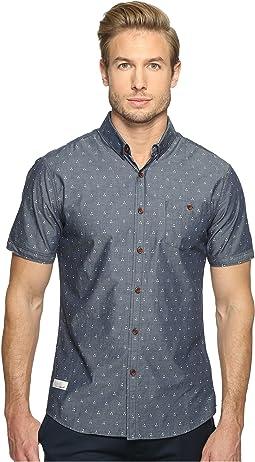 7 Diamonds - Wavelength Short Sleeve Shirt