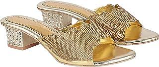 Do Bhai Women Fancy Heel(009)