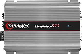 TARRAMPS Four Channel High Power Car Audio Amplif (TS2000X4) photo