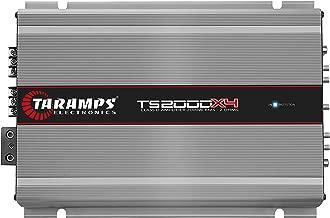 TARAMP'S TS2000X4 Taramp 4 Ch 2000 Watts 2 Ohm Car Amp
