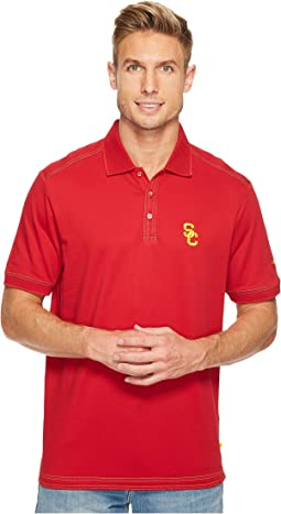 Tommy Bahama - USC Trojans Collegiate Series Clubhouse Alumni Polo