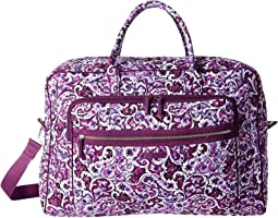 Vera Bradley Luggage - Iconic Grand Weekender Travel Bag
