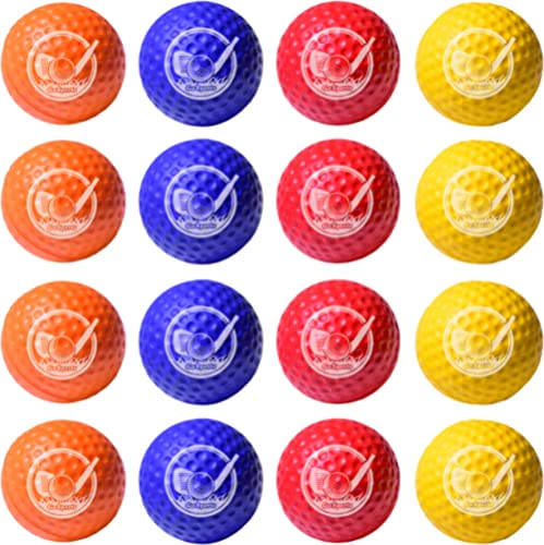 GoSports Foam Golf Practice Balls - Realistic Feel and Limited Flight - Soft for Indoor or Outdoor Training - Choose ...