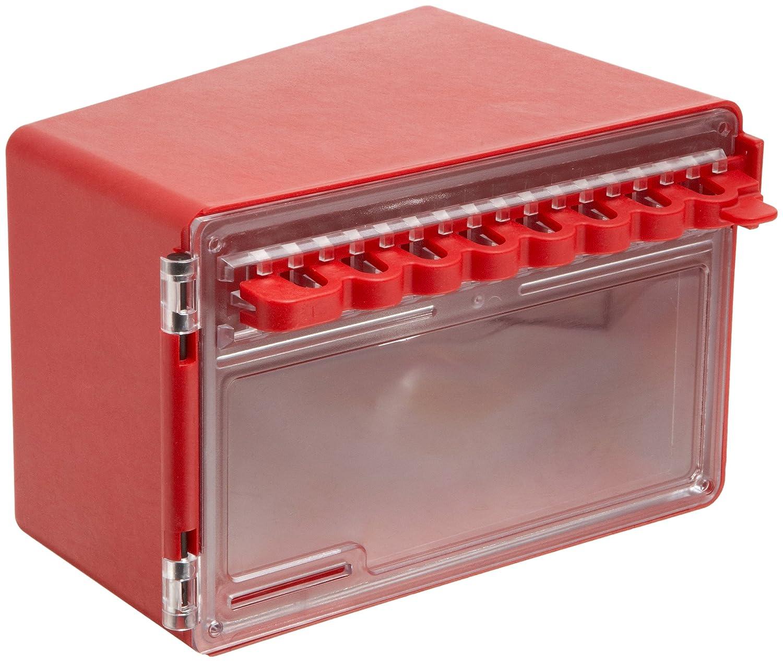 Brady-50938 Regular discount Wall-Mount Group Lock Box Lockout Tagout Plasti for Popular