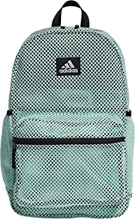 Hermosa II Mesh Backpack, Clear Mint/ Black, OSFA