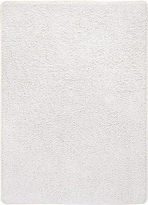 Misento Shaggy 50 x 80 cm Cream / White
