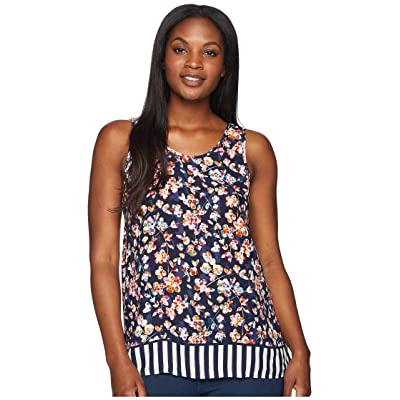 Vera Bradley Pajama Tank Top (Cut Vines) Women