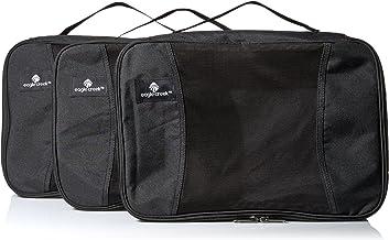Eagle Creek Pack-It Full Cube Packing Set, Black, Set of 3