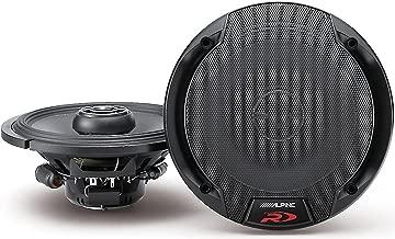 alpine spr-60 type-r 6.5 car speakers