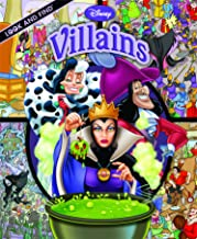 Look and Find: Disney Villains