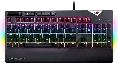 ROG Strix Scope RGB Mechanical gaming keyboard (Cherry MX Blue Switches)