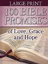 100 وعد بالتبشير بالحب والشجاعة والأمل (طباعة كبيرة)