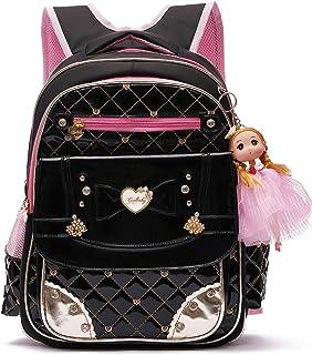 حقيبة ظهر للبنات، حقيبة ظهر مضادة للماء للأطفال، حقيبة مدرسية للأطفال، حقائب كتب للأطفال الصغار لطيفة للسفر
