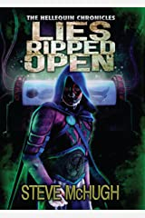 Lies Ripped Open (The Hellequin Chronicles Book 5) Kindle Edition
